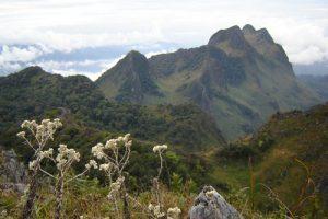 Aussichtspunkt Berg