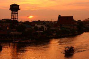 Bangkok-Kanaltour