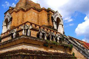 Die tempel-tour von Chiang Mai