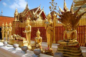 Doi Suthep Tempel