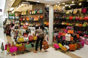 Einkaufszentrum Bangkok