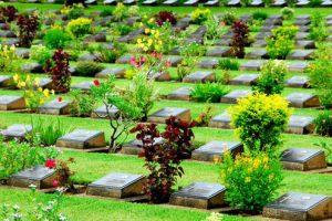 Kanchanaburi's Don Rak War Cemetery