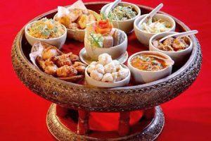 Khantoke Abendessen