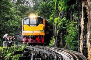 Todesbahn Kanchanaburi