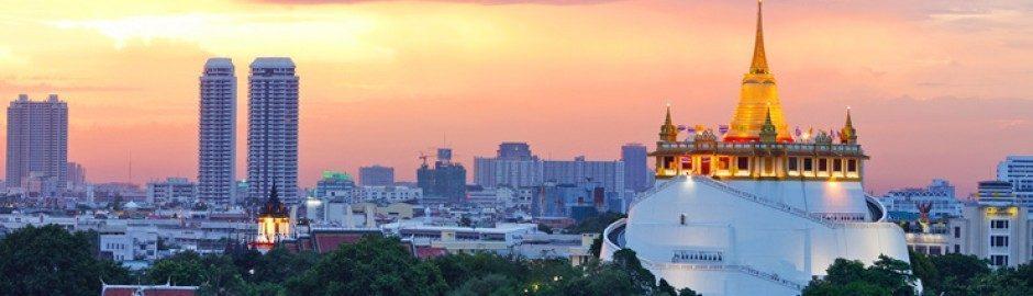 Tour Bangkok Tempel