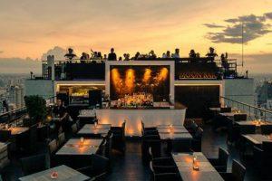 Vertigo and Moon bar & Restaurant