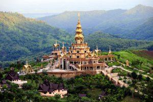 Wat Pha Sorn Kaew Khao Kor Phetchabun