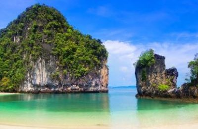 James Bond Insel Supreme Tour - 8 Punkte