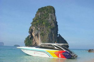 James Bond Insel tour Deluxe