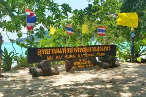 Koh Surin Nationalpark