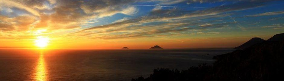 Raya Sonnenuntergang