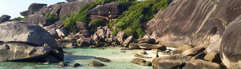 Similan Marine Nationalpark