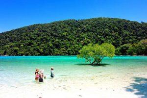 Surin Inseln tour