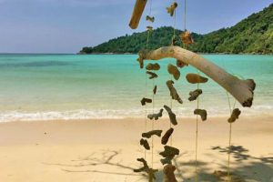 Surin Islands beach