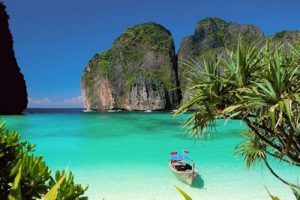 Tour Phi Phi Inseln