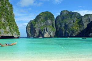 Tour Phi Phi Inseln Deluxe