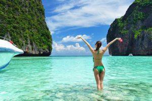 Tour Phi Phi Inseln - Maya Bay